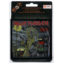 Patch Tecido - Iron Maiden - Killers - P353 - Importado