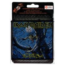 Patch Tecido - Iron Maiden - Fear Of The Dark P287 Importado