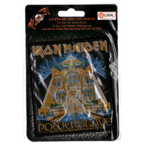 Patch Tecido - Iron Maiden - Powerslave (2011) - Importado