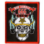 Patch Bordado - Rob Zombie - 666 - Importado