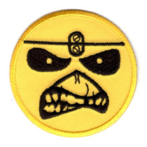 Patch Bordado - Iron Maiden - Patch 236 - Importado