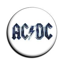 Ac Dc Botton Acdc Button Ac/dc Botton - Mod04 - 3,5cm