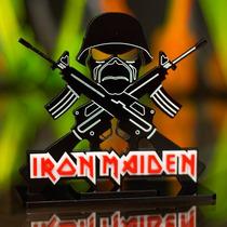 Iron Maiden - Miniatura Em Acrílico