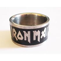 Iron Maiden - Anel Aço