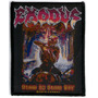 Patch Tecido - Exodus - Blood In Blood Out - P16 - Importado
