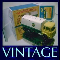 1969 Matchbox Lesney Posto Gasolina Miniatura Carrinho 1/64