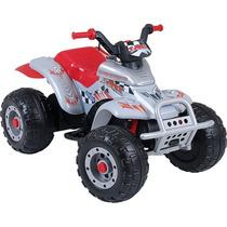 Quadriciclo Infantil Corral T-rex Prata Peg-pérego