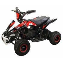 Quadriciclo Elétrico Infantil Qua Tronik 350w-24v Vermelho