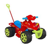 Quadriciclo Kid Passeio El 6v - Brinquedos Bandeirante