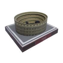 Papel Modelismo 3d - Coliseu - Itália
