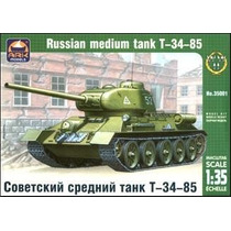 Ark-tanque Russo T-34-85