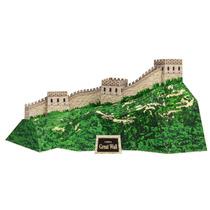 Maquete De Papel 3d - A Grande Muralha Da China