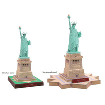 Maquete De Papel 3d - Estatua Da Liberdade - Estados Unidos