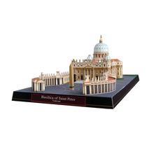 Maquete De Papel 3d - Basílica De São Padro - Vaticano
