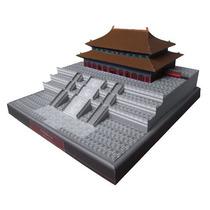 Maquete De Papel 3d - Cidade Proibida - China