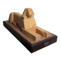 Maquete De Papel 3d - Esfinge - Egito