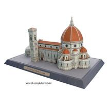 Maquete De Papel 3d - Catedral De Florença - Itália
