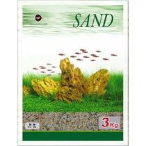 Substrato Sand Areia De Coral 4 Kg. 0,5mm Up Premiun Philip