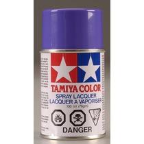 Tamr 8610 Tinta Spray Purple (roxo) Ps-10 Tamiya 100ml