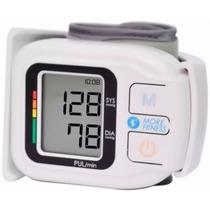 Aparelho Medidor Pressão Digital Pulso More Fitness Mf368
