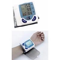 Medidor De Pressão Arterial Monitor Cardíaco Pronta Entrega