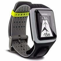 Relógio Gps Tomtom Runner Hmr ( Monitor Cardiaco) C/ Cinta