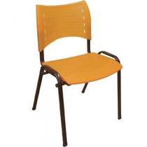 Cadeira Iso Fixa Colorida - Escola - Lan House - Consultorio