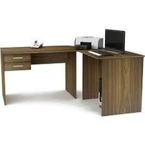 Mesa De Canto, Mesa Em L Para Computador E Acessorios