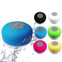 Alto Falante Bluetooth Prova Dágua Shower Speaker Lançamento