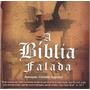 Cd Mp3 - A Bíblia Falada Novo Testamento - Frete Grátis