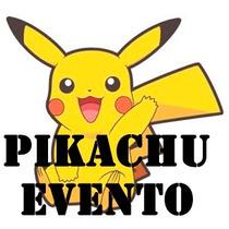 Pokémon X Y - Pikachu Legítimo C/ Surf - Evento Japonês 2014