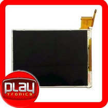 Tela Lcd Inferior Para Nintendo 3ds Xl Original 100% Nova