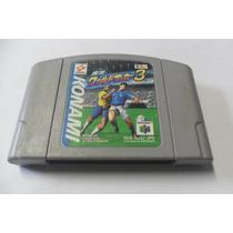 Jleague 3 Futebol Nintendo 64