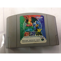 Fita De Nintendo 64 Pockemon Stadium Japonesa