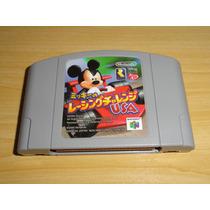 Raro Lindo Mickey Speedway Usa Kart Nintendo 64 Japan