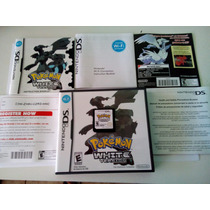 Pokemon White Version Original Nintendo Ds