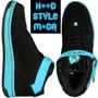 Dada Supreme Sneaker Tenis Cano Alto Skates Hip Hop Rap