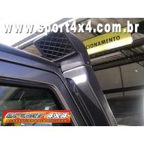 Cabeça De Snorkel P/ Jeep Troller - Acessórios Sport 4x4 -