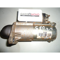 Motor De Partida Arranque Gm Chevrolet S-10 2.4 Ano 2012