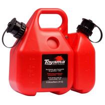 Galão Gasolina Combustível Óleo Ferramenta Completo