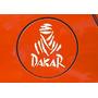 Adesivo Competitor Dakar Beduíno Vazado Corrida Capacete