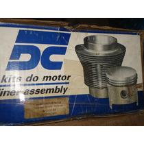 Jogo Kit Motor Alcool Vw 1600 Decar Kombi Fusca Brasilia Etc