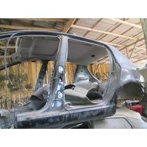 Traseira Com Teto Peugeot 307 Ret Com Teto Solar 2011