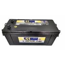 Bateria De Caminhão Moura 150ah 12v 150bd