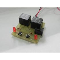 Circuito Controle De Motor Dc (inverter O Sentido Do Motor)