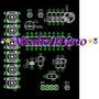 Projeto Controle Remoto 6 Saida - Componente Eletronico Rf