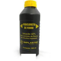 Percloreto De Ferro Solução 42% Implastec 500ml