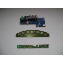 Placas Sensor Teclado Av Sony Bravia Klv-37m300a