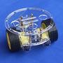 Chassis Acrilico Duplo Robotica / Smart Car 2 Motores 2wd