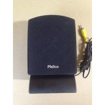 Caixa De Som Para Home Theater Philco - 4 Ohms - 6 Watts